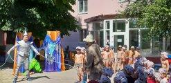 Театр «В Тапочках» снова в «Ромашке»