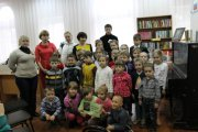 Литературно-музыкальная встреча к юбилею Победы