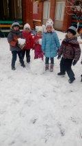 День снеговика в «Почемучках»