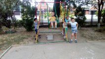 Игры в парке Дружбы народов