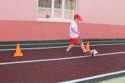Открытие «Школы мяча»