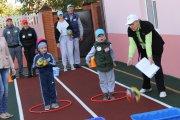 Спортивный праздник в «Ромашке»