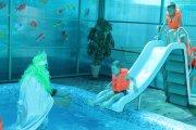 Cпортивный праздник в бассейне